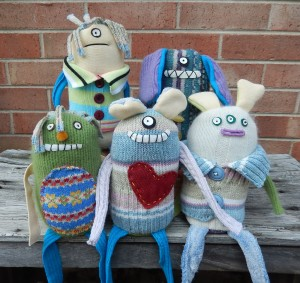 Deluxe Knitagains by Heidi Wineland